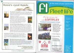 May Fleet Life.