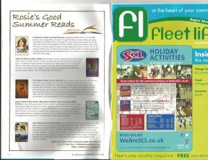 August Fleet Life