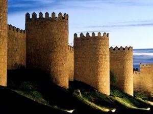 Avila Walled City