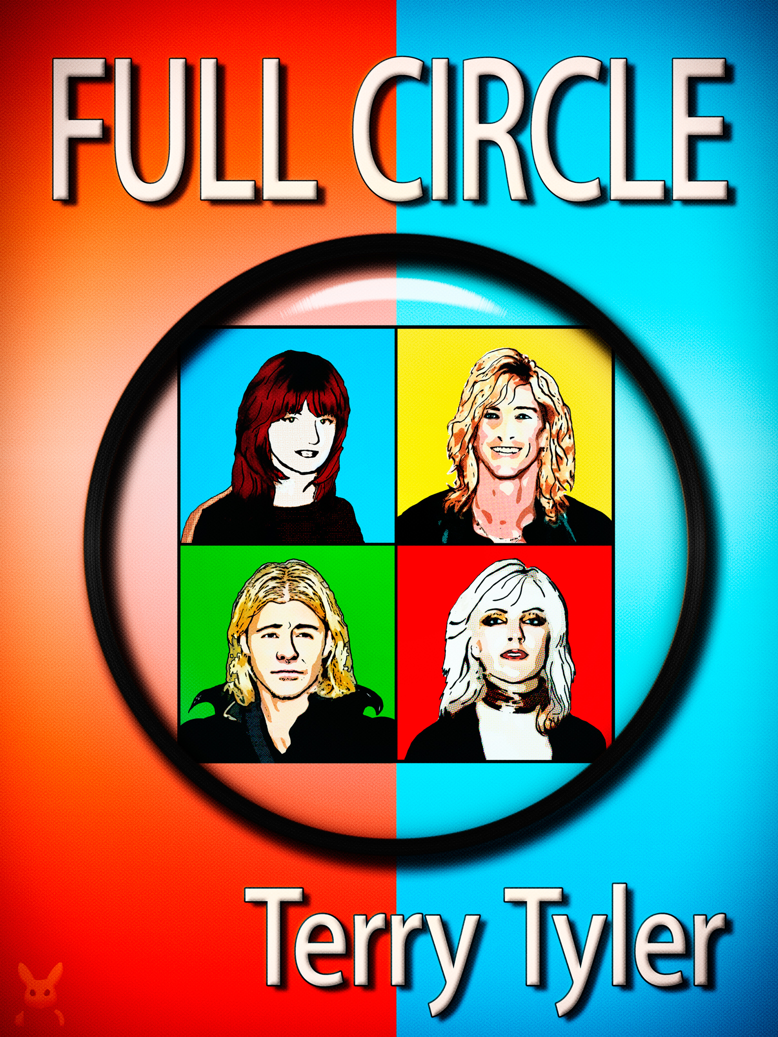 Rosie's Book Review Team #RBRT Full Circle by @TerryTyler4 #Bookreview #RockMusic #Drama