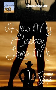 How My Cowboy Love Me front cover