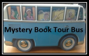 Mystery Book Tour Bus