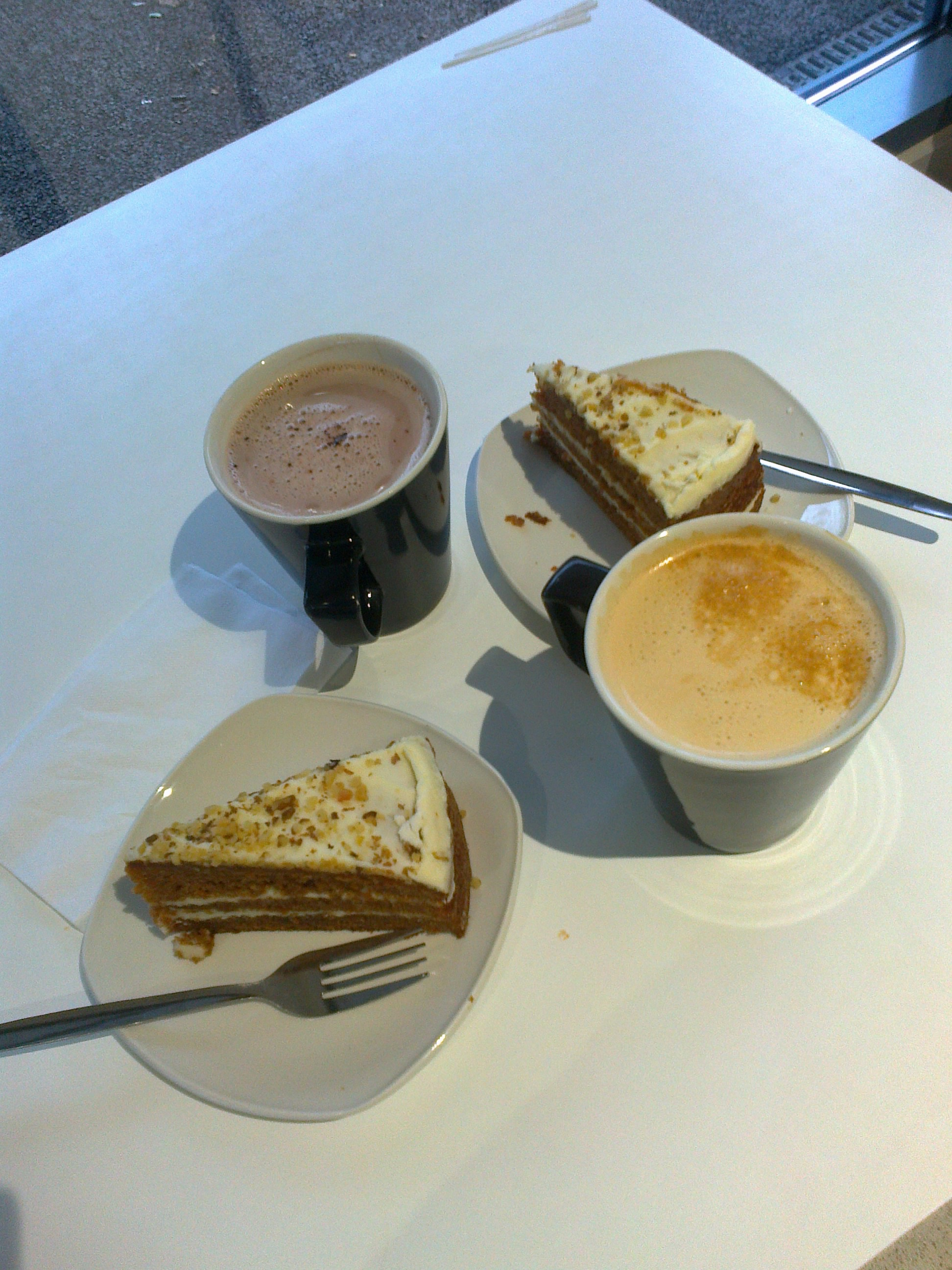 I Have A Coffee & Cake Fund