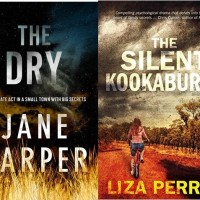 #BookTwins If You Liked The Dry by Jane Harper, you might like The Silent Kookaburra by @LizaPerrat
