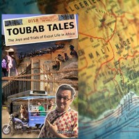 Rosie's #Bookreview of #Travelogue TOUBAB TALES: The Joys And Trials Of Expat Life In Africa by Rob Baker #TuesdayBookBlog