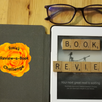 Rosie's Review-A-Book Challenge #RRABC  How To Write A Simple Book Review. #MondayBlogs