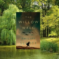 Rosie's #BookReview Of #WW2 #Histfic THE WILLOW WREN by @philippwschott @ecwpress #TuesdayBookBlog